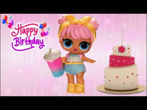 Поздравление с днем рождения лол! Happy Birthday From Lol!