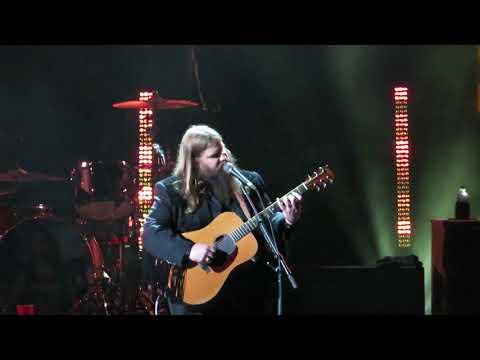 Chris Cornell Tribute---Forum LA---1 16 19---Chris Stapleton---The Keeper