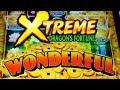 NEW GAME! XTREME DRAGONS FORTUNE BIG WIN BONUSES