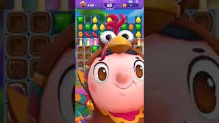 Candy Crush Friends Saga Level 744 NO BOOSTERS