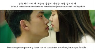 Download Video Ryu Ji Hyun x Kim Min Ji - I Can Only See You MV [sub español | han | rom] Let's Fight, Ghost OST MP3 3GP MP4