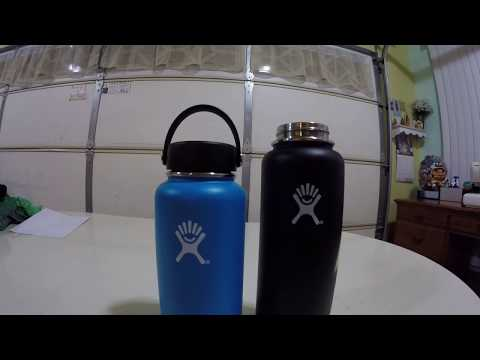Hydroflask lid cleaning tutorial