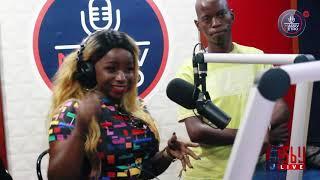 DJ Sbu Live   Sandra Ndebele & Vukani  drop latest music on the DJ Sbu live