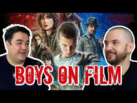 Boys On Film Review Netflix TV Series Stranger Things Season 2