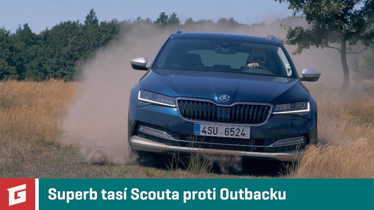 ŠKODA SUPERB SCOUT 2,0 TDI 4x4 - 2019 - FACELIFT - GARAZ.TV - YouTube