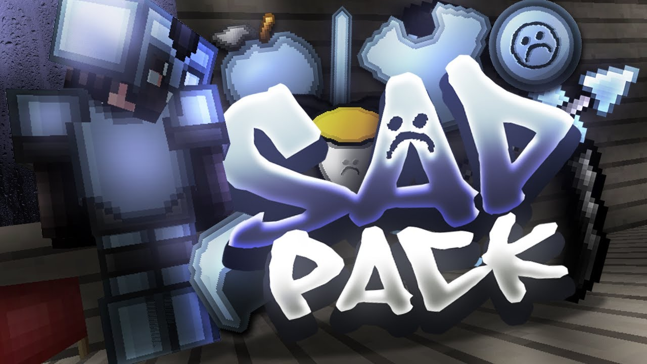 🌧️SadPack🌧️   Texture Pack Release