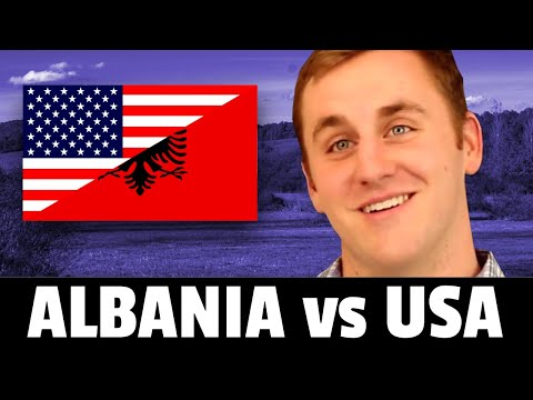 American REACTS To Albanian Lifestyle | Albania Is Amazing