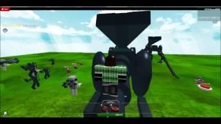 ROBLOX-Alien VS Predator!