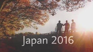 Japan 2016 - Tokyo and Osaka