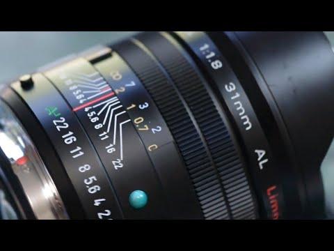 Detail View: Pentax FA 31mm Close-up Macro Details