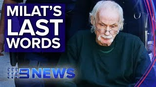 Watch serial killer's death bed interview | Nine News Australia