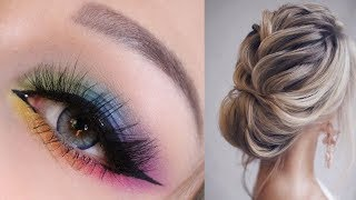 How to Do Makeup Step by Step - Neutral Glam Makeup Tutorial # 1