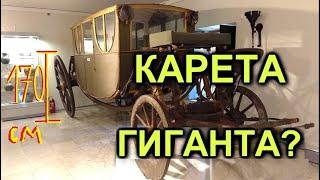КАРЕТЫ ВЕЛИКАНОВ. Мушкеты ГИГантов XIX века