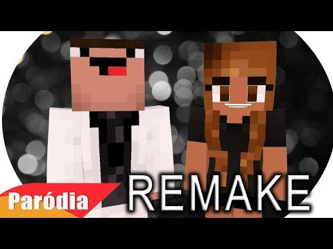 MC Kekel e MC Rita - Amor de Verdade PARÓDIA REMAKE Paródia Minecraft Animation