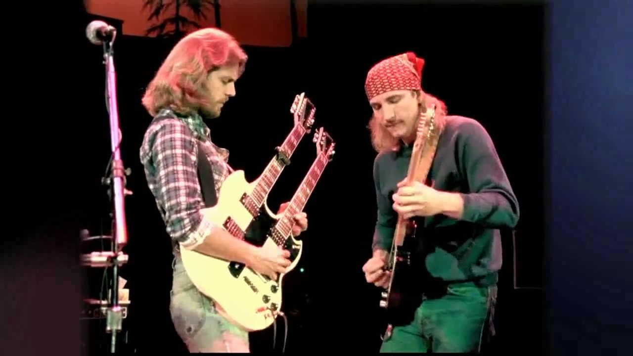 Eagles - Hotel California - Live at the Capitol Center - 1977 - YouTube