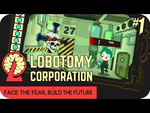 From Evil Mansion To Evil Labs Ep1 Lobotomy Corporation Gameplay