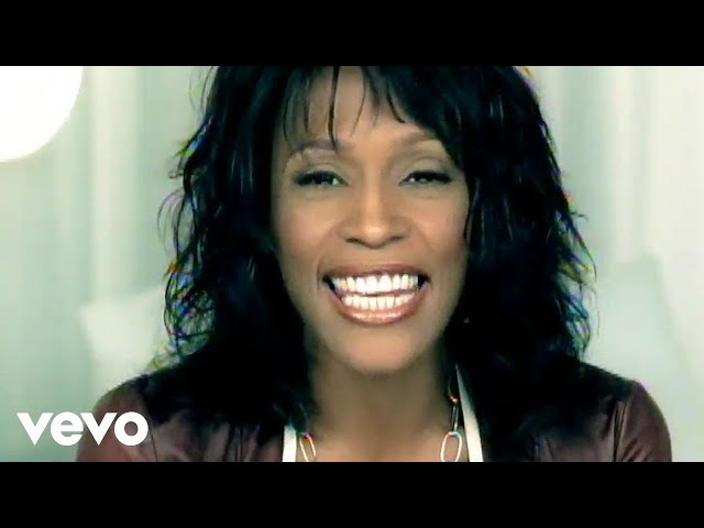 Whitney Houston - One Of Those Days (Video)