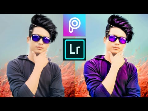 #Picsart Photo Editing Tutorial । Picsart se photo editing kaise karen thumbnail