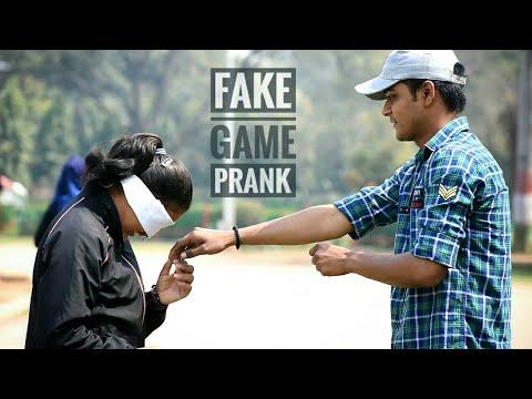 Fake Game Challenge Prank  Best Funny Prank in India 2019 Prayag Allahabad #Bam#Bhole#Sachin Pandey