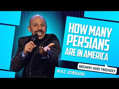 """How many Persians are in America"" 
