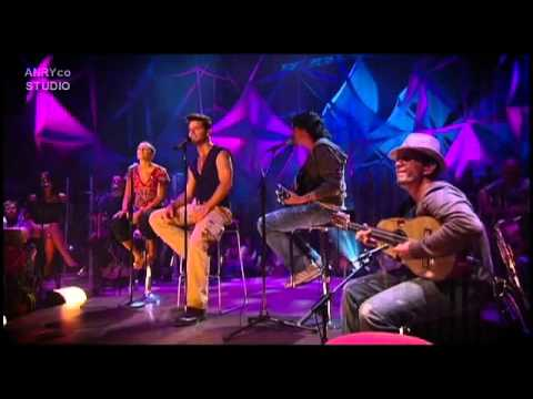 Ricky Martin feat La Mari - Tu recuerdo (live audio)