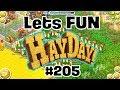 Lets Fun Hay Day #205 Glückwunsch zu 516 LKWs! Japan-Tag 2018