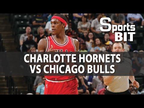 Sports BIT | Charlotte Hornets vs Chicago Bulls | NBA Picks