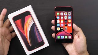 iPhone SE 2 (2020) Unboxing & Overview Most Affordable iPhone