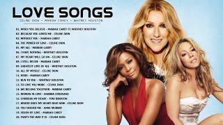 Best Romantic Love Songs by Divas Mariah Carey, Celine Dion, Whitney Houston Greatest Hits 2020