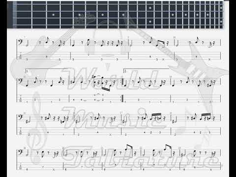 Jobim, Antonio Carlos   The Girl From Ipanema BASS GUITAR TAB
