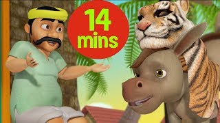 The Donkey and the Washerman | Stories for Kids | Moral Stories | Infobells