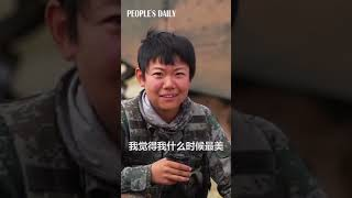 To China's PLA female soldiers: you are beautiful as always! #Mulan