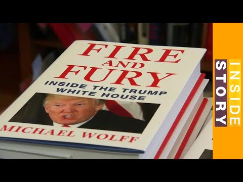Why has a new book angered Trump so much? 🇺🇸 | Inside story