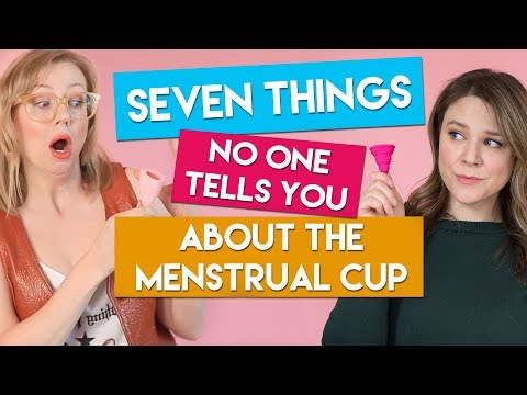 Things No One Tells You About The Menstrual Cup
