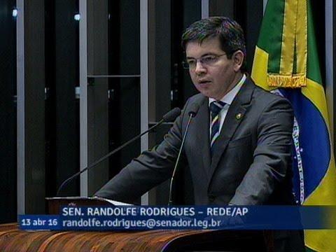 Randolfe Rodrigues Alerta Para Projetos Que Inibem Atuação Do Ministério Público Contra A Corrupção