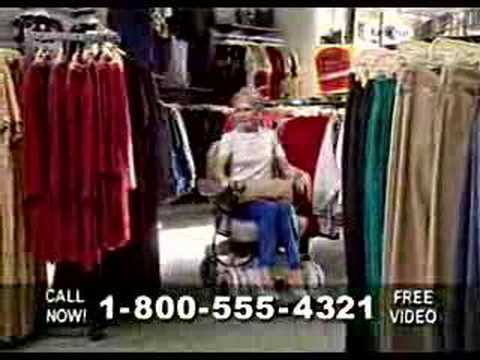 Hoveround TV Commercial
