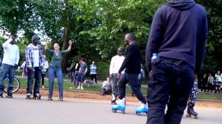 Hyde Park Roller Skaters London 25.05.2014 (zero)