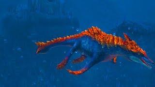 Jurassic World Game Mobile #112: Thuỷ quái giáp rồng RhomaLeosaurus