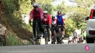 L'112 ha atès enguany 253 accidents amb ciclistes implicats a les Balears