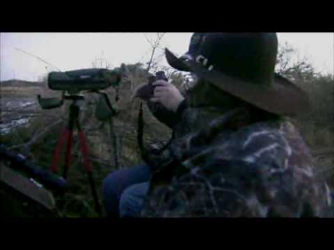 The Great Outdoors - Hunting South Texas White tail deer with Larry Weishun!