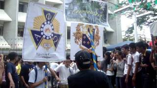 Oblation Run 2011 @ BSU