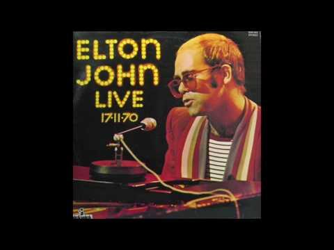 Elton John - 17 11 70 Vinyl - complete A SIDE -