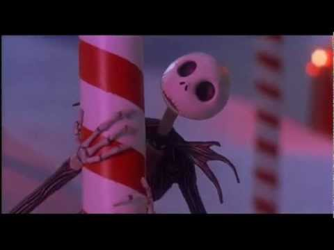 The Nightmare Before Christmas(3): What's this? (spanish version with lyrics)