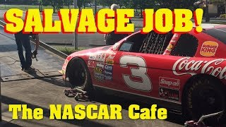 Salvaging the NASCAR Cafe!