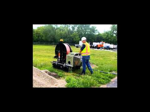 Easement Machine Basic Training - JAJ600 Series By Sewer Equipment Co. Of America