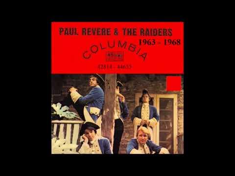 Paul Revere & The Raiders - Columbia 45 RPM Records - 1963 - 1968