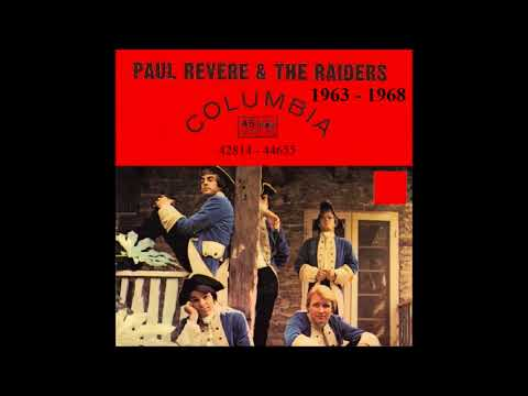Paul Revere & The Raiders - Columbia 45 RPM Records - 1963 - 1968