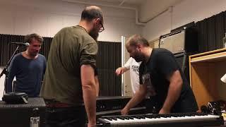 Recording the 5th Wobbler album - Part 3