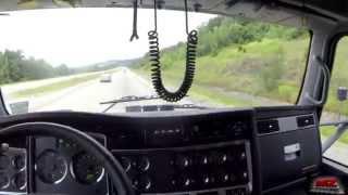 Kierowca wlasnej ciezarowki w USA-1     2014-Kenworth 660 prezentacja Balbiny