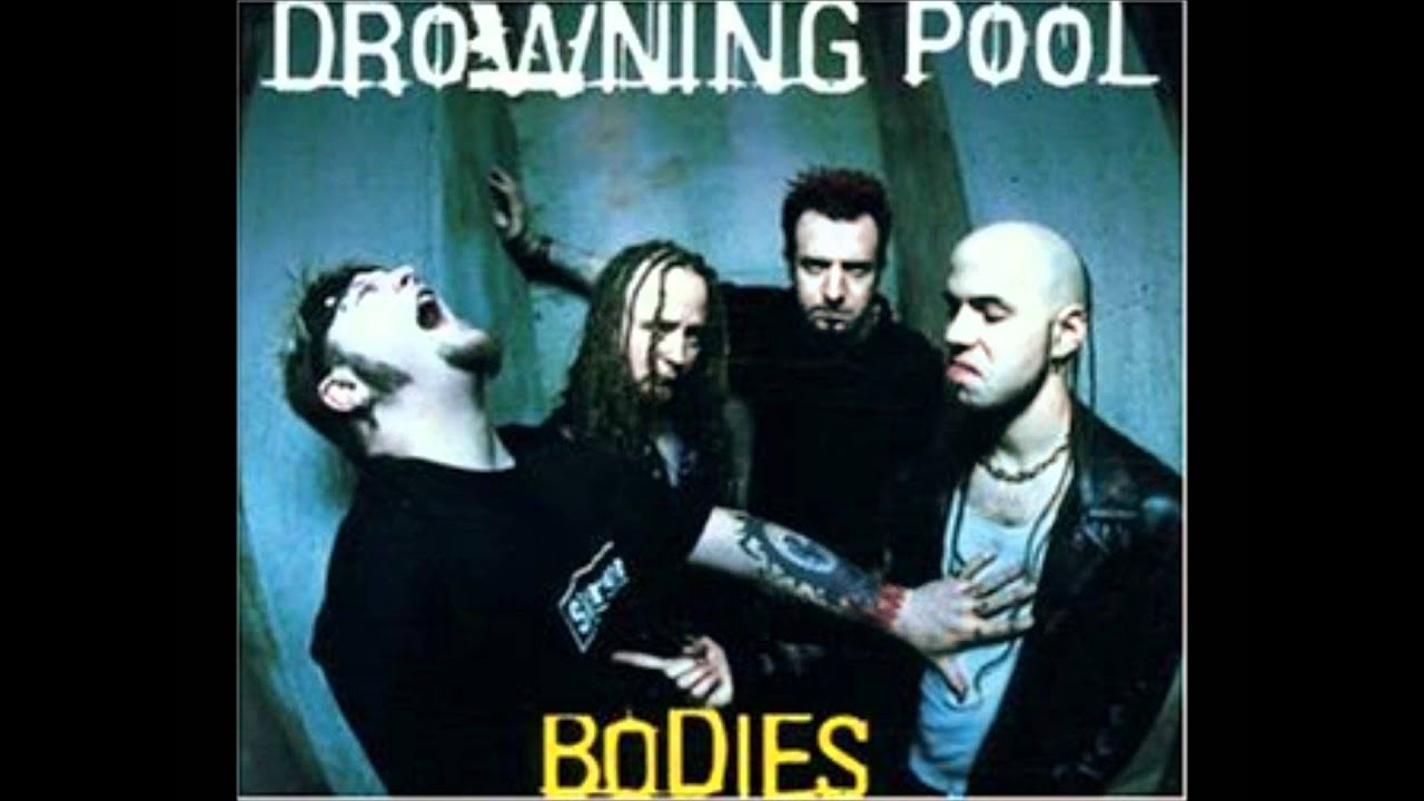 Let The Bodies Hit The Floor   Drowning Pool.